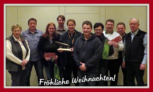Gewinner/in der Weihnachtsfeier 2014 beim SV Oesselse