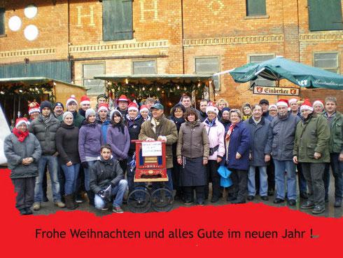 Weihnachtsmarkt des SV Oesselse