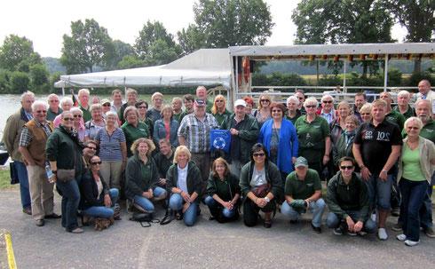 Schützenfahrt 2013 Schützenverein Oesselse, SV Oesselse
