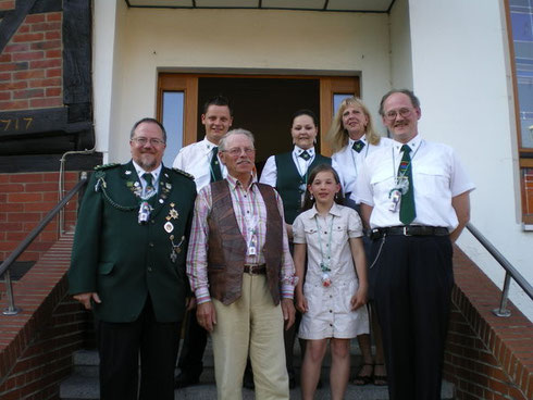 Schützenverein Oesselse, Proklamation