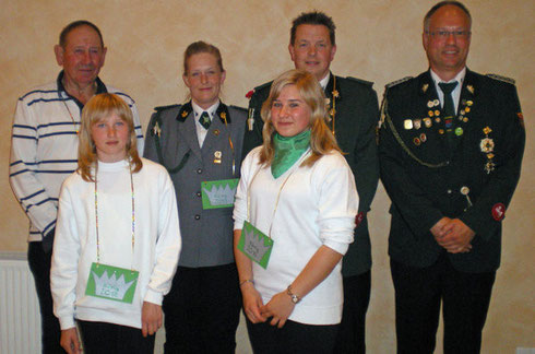 Schützenverein Oesselse, Proklamation 2010