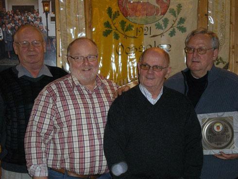 SV Oesselse, Roseabschluss 2008
