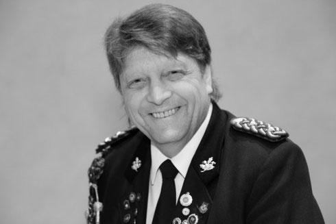 1. Vorsitzender Siegfried Eggers, Generalversammlung, SV Oesselse