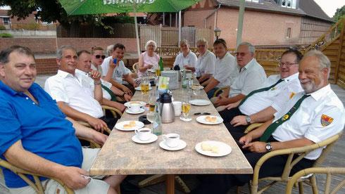 Der SV Oesselse erholt sich nach dem Ausmarsch in Hannover