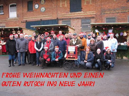 Weihnachtsmarkt 2009 des SV Oesslse, Schützenverein Oesselse, Oesselse, 2009