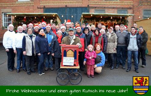 Weihnachtsmarkt, Schützenverein Oesselse