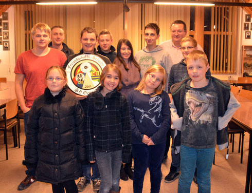 Spaßschießen mit der Jugendfeuerwehr Ingeln-Oesselse, Schützenverein Oesselse