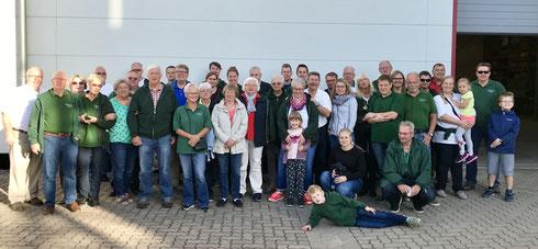 SV Oesselse unterwegs: Reisegruppe Einbeck 2018