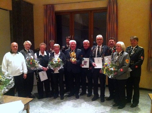 Generalversammlung des SV Oesselse