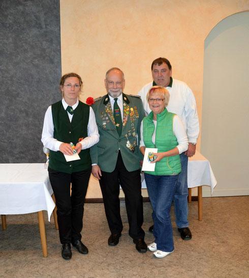 Proklamation 2014, Sieger, SV Oesselse, Schützenverein Oesselse