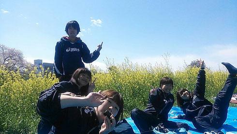 いい天気なんだな〜Byどん