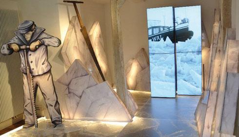 Elbschiffahrtsmuseum in Lauenburg an der Elbe