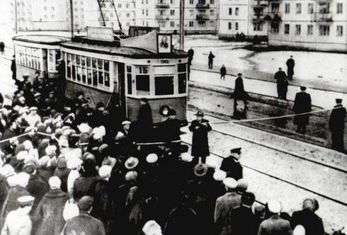 Самарский трамвай