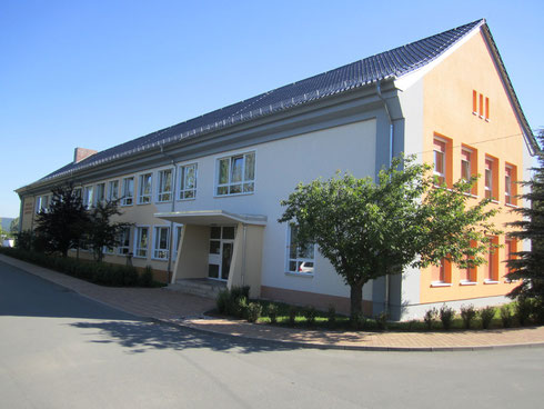Grundschule Neunhofen Gebäude