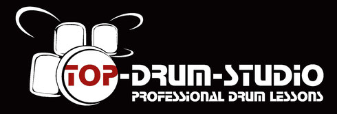 Logo Top Drum Studio