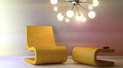 Licht ist ein wichtiges Gestaltungselement: Licht verleiht einem Raum Stimmung und betont einzelne Bereiche, ein Möbelstück oder ein Kunstwerk.
