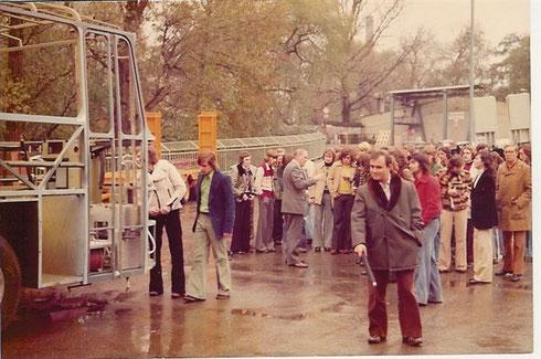 Käsbohrer 1975 / Bilder von Peter Salm