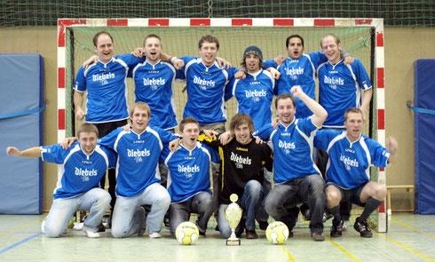 Die Überraschungsmannschaft, unser Meisterteam (Foto: Johannes Roder)