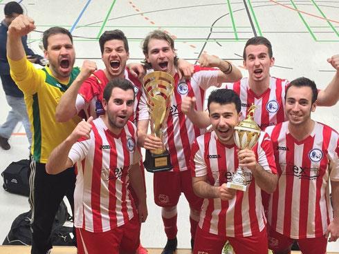 POKALICIOUS 2015-Sieger BFC Braunschweig (Foto: BFC Braunschweig)