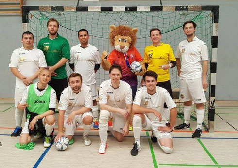 "Saisonvorbereitung 2017/18: Die Futsalicious Herren zu Gast beim ""Selecao Cup"" in Wuppertal am 19.08.2017 (Foto: Wehling)"