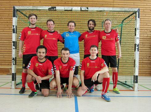 Die FSG Ruhrgebiet West beim Saisonfinale am 20.05.2017 in Essen (Foto: Gött)