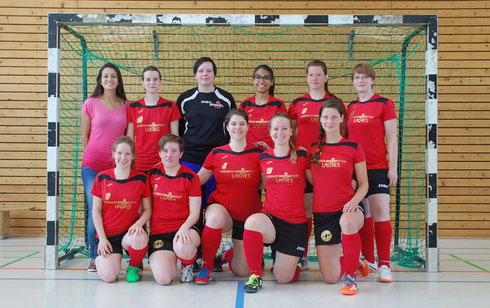 Heiß auf die erste Frauen-Futsal-Liga in NRW: Die Futsalicious Essen Ladies suchen weiter personelle Verstärkung und neue Futsal-Interessierte (Foto: Valchev)