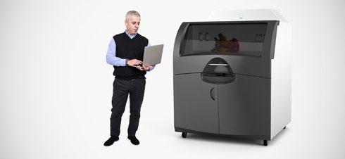3D Drucker ZPrinter ProJet 860 Pro