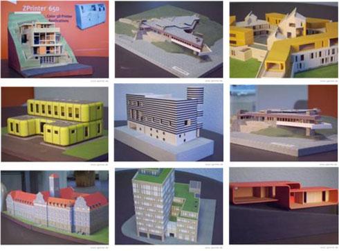 3D Drucker für die Architektur