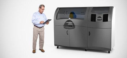 ProJet 660 Pro 3D Drucker ZPrinter