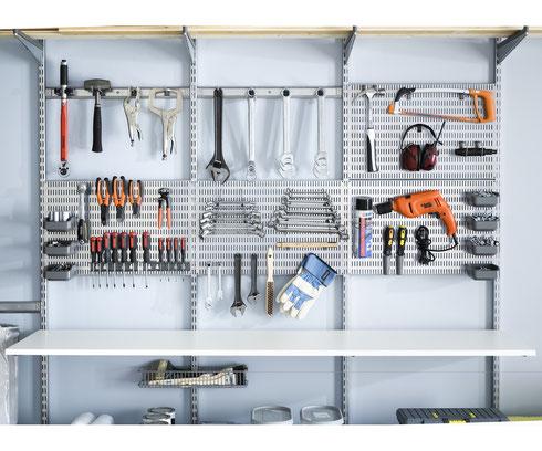 Werkzeug aufbewahren