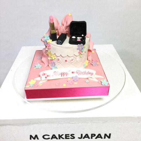 6歳お誕生日ケーキ