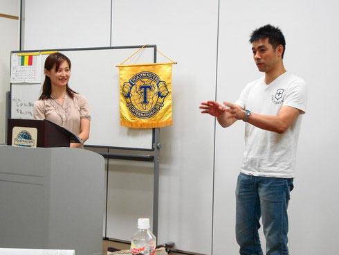 第92回市川スマイルトーストマスターズクラブ 例会写真1