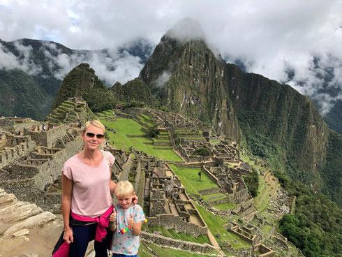 """""""Wenn ich groß bin, werde ich auch ein Macchu Picchu..."""""""