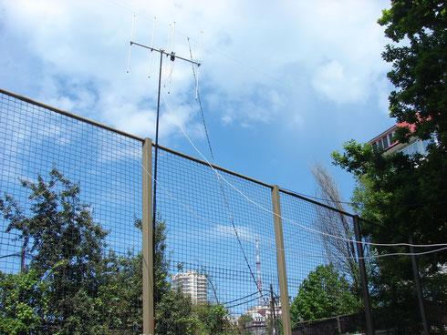 КВ и УКВ антенны