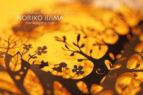 Let's take a walk:Noriko Iijima