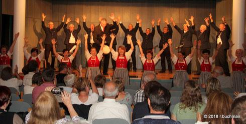 5. Mai 2018: Konzert in St. Margarethen/Bgld
