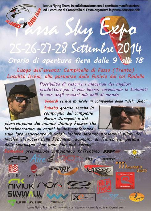 Fassa-Sky-Expo 2014
