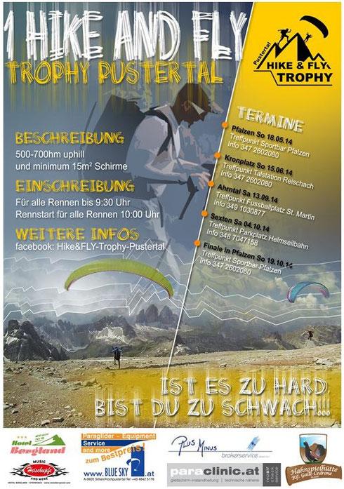 Hike-Fly-Trophy 2014