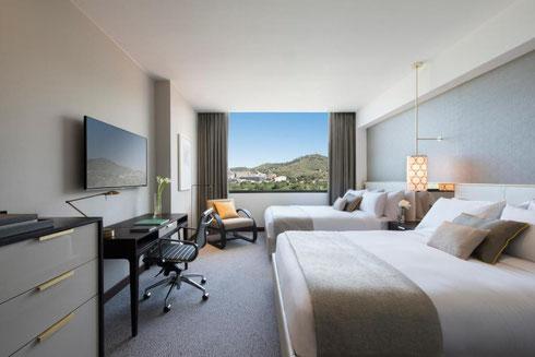 Лучшие отели в Верхней Зоне Барселоны
