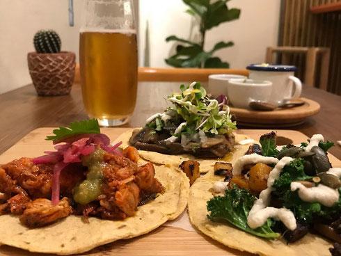 Рестораны с мексиканской кухней в Барселоне