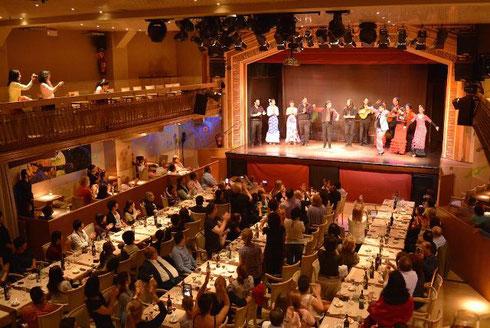 Лучшие места для фламенко в Барселоне