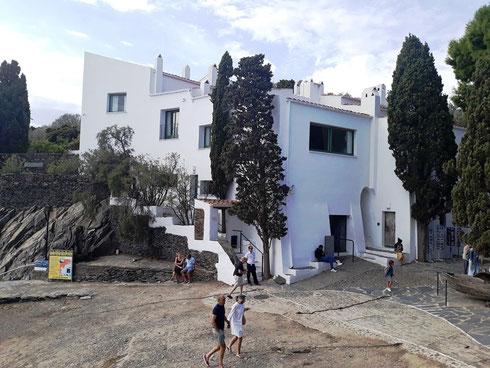 Дом Сальвадора Дали в Порт-Льигате (Каталония)
