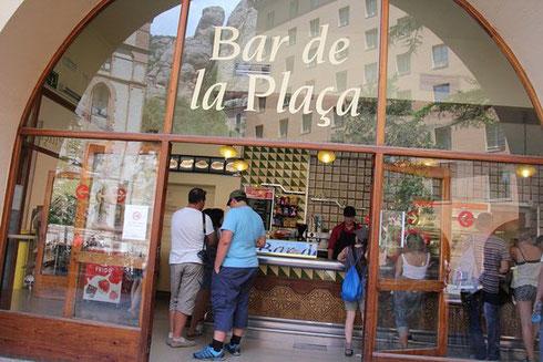 Где поесть на Монсеррат, Каталония