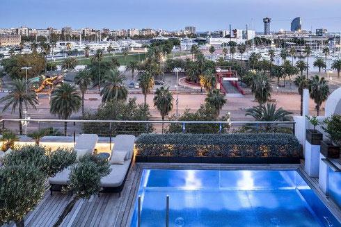 Hotel The Serras - пятизвездочные отели в Готическом квартале Барселоны