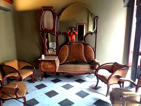 Дворец Гуэля в Барселоне - интересные факты