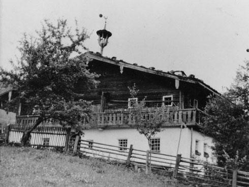 Elternhaus von Herbert