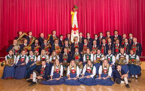 Musikkapelle Trins 2017