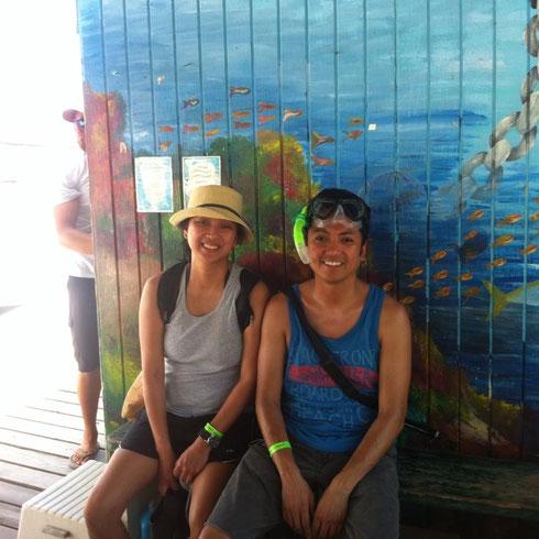 Azzel Fontanilla and Adrian Fontanilla Puerto Rico 2014