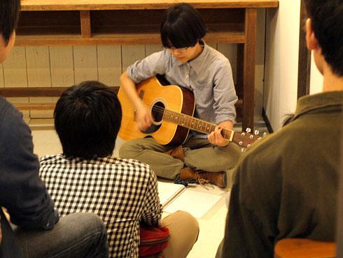 山田鰆ライブ