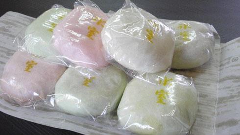 氷室饅頭(ひむろまんじゅう)